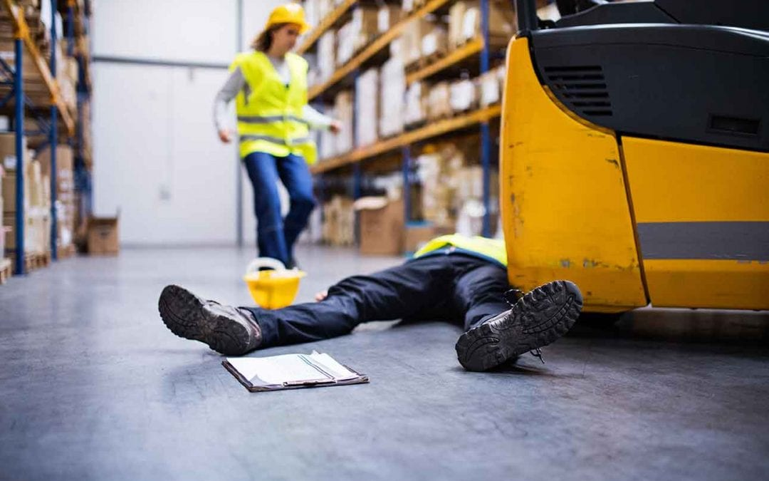 Cuando ocurre un accidente laboral las pérdidas para la empresa van más allá del daño físico que sufre el trabajador