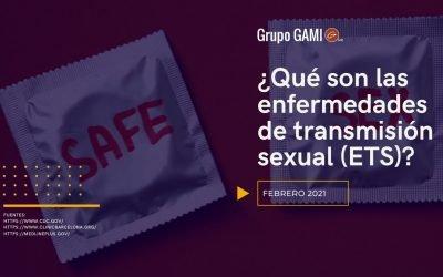 ¿Qué son las enfermedades de transmisión sexual (ETS)?