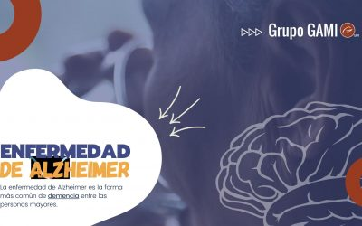 ¿Qué sabes sobre la enfermedad de Alzheimer? | Grupo GAMI