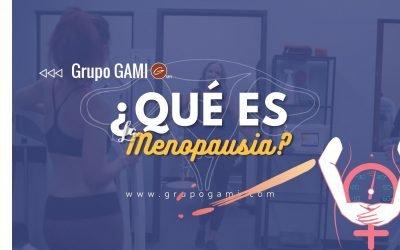 ¿Qué es la menopausia?  | Grupo GAMI